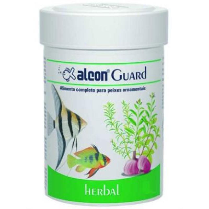 Ração para Peixes Alcon Guard Herbal 20 g