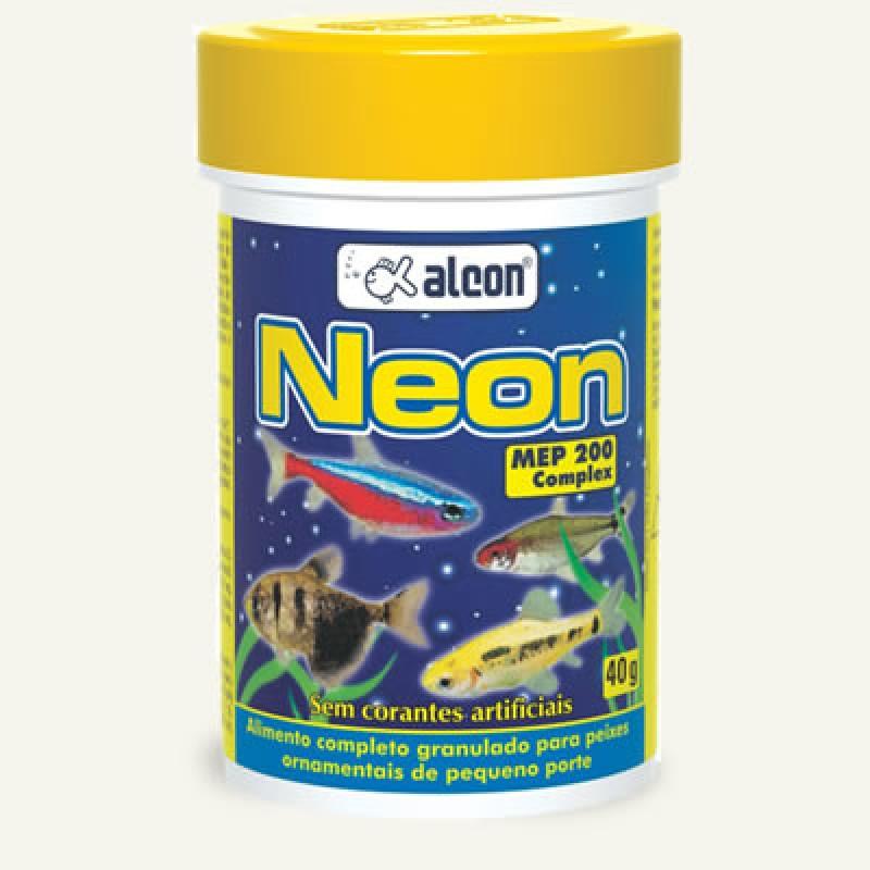 Ração para Peixes Alcon Neon 40 g