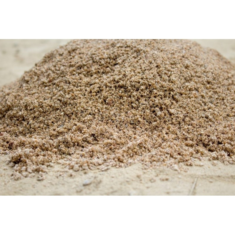 Areia de rio lavada 8 kg