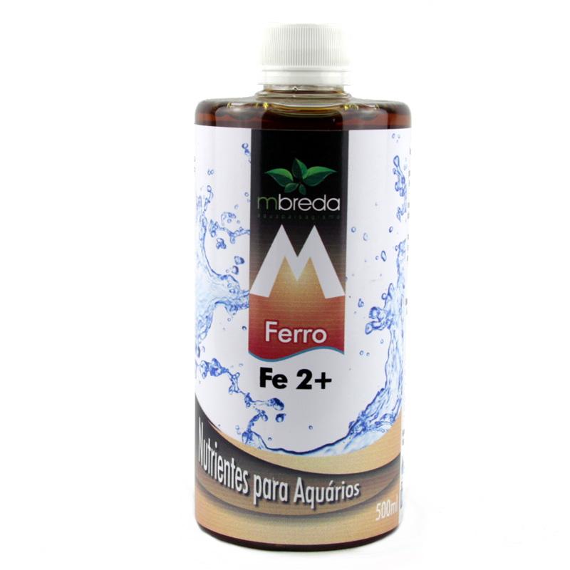 Fertilizante Líquido Ferro MBreda 500 ml