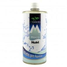 Fertilizante Líquido Macronutri MBreda 1000 ml