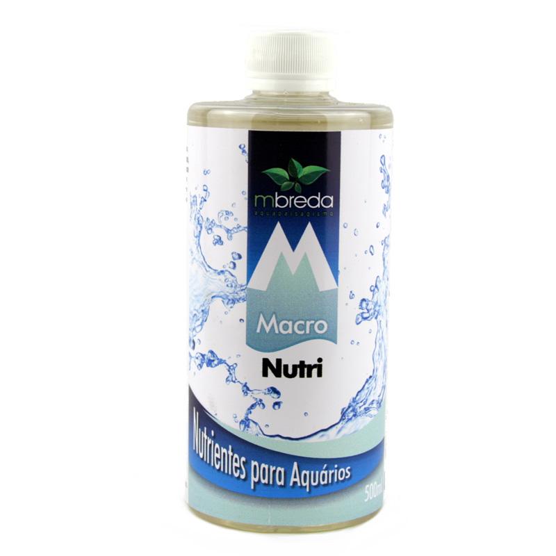 Fertilizante Líquido Macronutri MBreda 500 ml