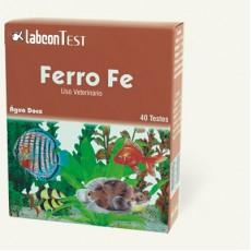 Labcon Test Ferro Fe 40 testes